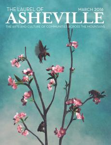 Cynthia Decker March Cover Artist For The Laurel Of Asheville Magazine